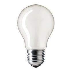 Лампа накаливания Philips A55-40W-E27-230V FR - Лампочка