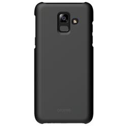 Чехол-накладка для Samsung Galaxy A6 Plus 2018 (Araree Aero GP-A605KDCPBIA) (черный) - Чехол для телефонаЧехлы для мобильных телефонов<br>Чехол плотно облегает корпус и гарантирует надежную защиту от царапин и потертостей.
