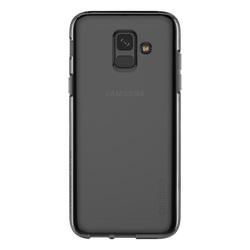 Чехол-накладка для Samsung Galaxy A6 Plus 2018 (Araree A Cover GP-A605KDCPAIB) (черный) - Чехол для телефонаЧехлы для мобильных телефонов<br>Чехол плотно облегает корпус и гарантирует надежную защиту от царапин и потертостей.