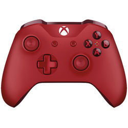 Microsoft Xbox One Wireless Controller Color (WL3-00028) (красный)