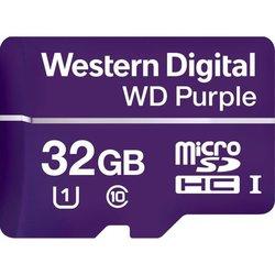 Карта памяти microSDHC Western Digital 32GB Class 10 без адаптера - Карта флэш-памятиКарты флэш-памяти<br>Карта памяти microSDHC, объем 32Гб, скорость чтения 80 Мб/с, скорость записи 50 Мб/с, без адаптера.