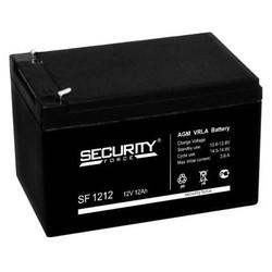 Security Force SF 1212 (12V 12 Ah) - Батарея для ибп Мензелинск интернет магазин компьютерных аксессуаров