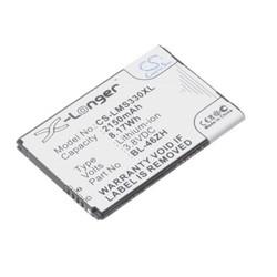 Аккумулятор для LG Escape 3, K332, K371, K372 (2150mAh) (CameronSino BL-46ZH) - АккумуляторАккумуляторы<br>Совместимые модели: LG Escape 3, K332, K371, K372, K7 X210DS, K7 MS330, K8 K350E. Ёмкость - 2150 мАч.