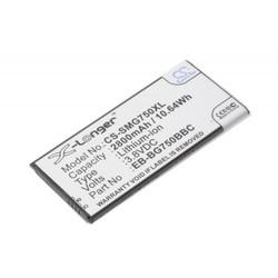 Аккумулятор для Samsung Galaxy Mega 2 SM-G750F,  SM-G7508Q (2800mAh) (CameronSino EB-BG750BBC) - Аккумулятор