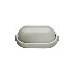 Светильник НПП1401 (Iek LNPP0-1401-1-060-K01) (белый) - ОсвещениеНастольные лампы и светильники<br>Светильник НПП1401 - белый, овал, 60Вт, IP54.