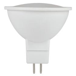 Лампа светодиодная ECO MR16 (Iek LLE-MR16-7-230-40-GU5) - ЛампочкаЛампочки<br>Лампа светодиодная ECO MR16, софит, 7Вт, 230В, 4000К, GU5.3.