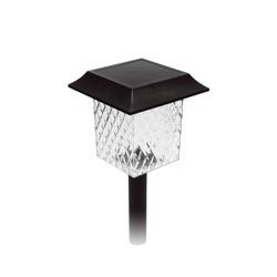 Садовый светильник Космос SOL209 - ОсвещениеНастольные лампы и светильники<br>Космос SOL209 - садовый светильник, область применения:придорожные, источник света: светодиодные, мощность: 1 Вт, цвет светодиода: белый, высота модели в сборе: 56 см, материал корпуса: пластик, количество светодиодов: 1.