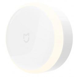 Светодиодный ночник Xiaomi Mi Motion-Activated Night Light MJYD01YL (белый) - ОсвещениеНастольные лампы и светильники<br>Xiaomi Mi Motion-Activated Night Light MJYD01YL - светодиодный ночник, тип монтажа: накладной, подвесной. Тип лампы: светодиодная(LED), тип цоколя: LED, тип управления: механическое, сфера применения: бытовое освещение, радиус действия: 7 м, температура свечения: 2700 К, питание от батареек, мощность 0.25 Вт, датчик движения.