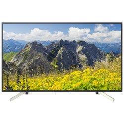Sony KD-55XF7596 (черный) - ТелевизорТелевизоры и плазменные панели<br>ЖК-телевизор, LED, 54.6quot;, 3840x2160, 4K UHD, HDR, TFT IPS, DVR, 2 TV-тюнера, мощность звука 20 Вт, HDMI x4, Ethernet, Wi-Fi, Bluetooth, Smart TV.
