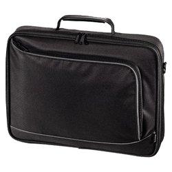 HAMA Sportsline Bordeaux 17.3 (черный/серый) - Сумка для ноутбукаСумки и чехлы<br>HAMA Sportsline Bordeaux 17.3 - сумка, для 17.3quot; ноутбуков, из синтетических материалов, отделение-органайзер, водонепроницаемый материал
