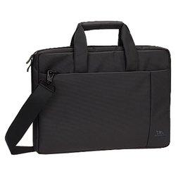 Rivacase 8231 (черный) - Сумка для ноутбукаСумки и чехлы<br>Сумка, для 15.6quot; ноутбуков, из синтетических материалов, отделение-органайзер, водонепроницаемый материал