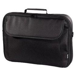 HAMA Sportsline Montego 17.3 (черный) - Сумка для ноутбукаСумки и чехлы<br>HAMA Sportsline Montego 17.3 - сумка, для 17.3quot; ноутбуков, из синтетических материалов, отделение-органайзер, водонепроницаемый материал