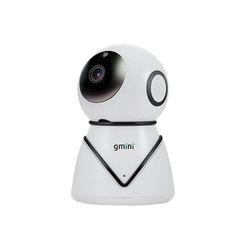Gmini MagicEye HDS9100G (белый) - Камера видеонаблюденияКамеры видеонаблюдения<br>Сетевая IP-камера, размер матрицы: 1/4 дюйма, поддержка Wi-Fi.