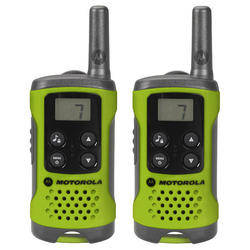 Motorola TLKR-T41 (зеленый) - Рация