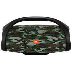 JBL Boombox (SQUAD) - Колонка для телефона и планшетаПортативная акустика<br>JBL Boombox - звук стерео, мощность 2x20 Вт, питание от батарей, Bluetooth