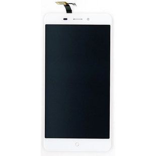 Дисплей для ZTE Nubia N1 с тачскрином (0L-00037927) (белый) - Дисплей, экран для мобильного телефона