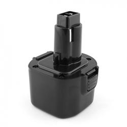 Аккумулятор для инструмента DeWalt DC700, DCD800, DW050, DW900 Series (3000mAh 9.6V) (TopON TOP-PTGD-DE-9.6-3.0) - Аккумулятор