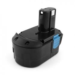 Аккумулятор для инструмента Hitachi CJ, CR, DS, DV, G, UB, WH, WR Series (2000mAh 18V) (TopON TOP-PTGD-HIT-18-2.0) - Аккумулятор