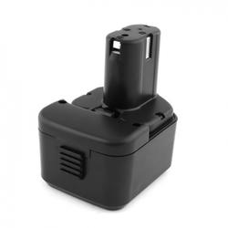 Аккумулятор для инструмента Hitachi DS 9DVF3, WR 8DH Series (2000mAh 9.6V) (TopON TOP-PTGD-HIT-9.6-2.0) - Аккумулятор