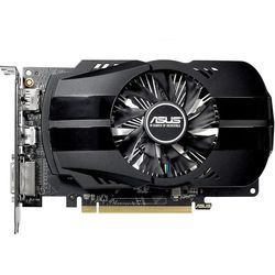 Asus GeForce GTX 1060 1506Mhz PCI-E 3.0 6144Mb 8008Mhz 192bit DP HDMI HDCP (PH-GTX1060-6G) RTL