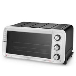 DeLonghi EO12562 (белый) - Мини-печь, ростерМини-печи, ростеры<br>Электрическая мини-печь, управление: механическое, 5 режимов приготовления.