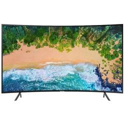 Samsung UE49NU7300U (черный) - ТелевизорТелевизоры и плазменные панели<br>ЖК-телевизор, 4K UHD, диагональ 48.5quot; (123 см), Smart TV (Tizen), Wi-Fi, HDMI x3, USB x2, DVB-T2, поддержка HDR.