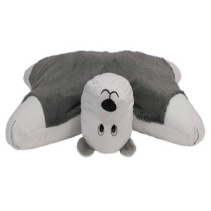 Игрушка-подушка 1 TOY Вывернушка Хаски-Полярный медведь 45 c0292523c0c1a
