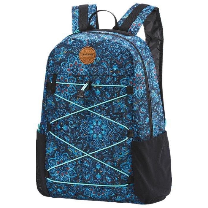 d86a47fb96f0 РосТест - официальная гарантия производителя рюкзак dakine wonder 22 blue  (blue magnolia)