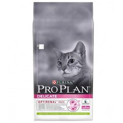 Корм для кошек Purina Pro Plan (10 кг) Delicate feline rich in Lamb dry
