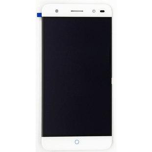 Дисплей для ZTE Blade V7 Lite с тачскрином в сборе (0L-00037917) (белый) - Дисплей, экран для мобильного телефона