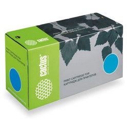 Тонер картридж для HP Color LaserJet Enterprise flow MFP M880 (Cactus CS-CF301AV) (голубой)  - Картридж для принтера, МФУКартриджи<br>Совместим с моделью: HP Color LaserJet Enterprise flow MFP M880.