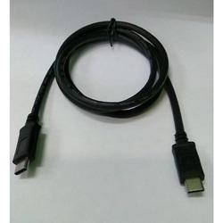 Кабель USB 3.1 CM - USB 3.1 CM (Greenconnect GCR-50901) (черный) - КабелиUSB-, HDMI-кабели, переходники<br>Предназначен для подключения мобильных устройств, оснащенных интерфейсом USB Type C, таких как смартфон или планшет, к компьютеру или ноутбуку с разъемом USB Type C.