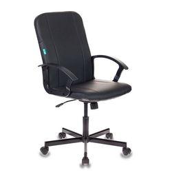 Кресло Бюрократ CH-551 (черный) - Стул офисный, компьютерныйКомпьютерные кресла<br>Высота регулируется посредствам газ-лифта, рассчитано на нагрузку до 120 кг, механизм качания имеет функцию фиксации в крайнем рабочем положении, крестовина металлическая и разборная, уникальная система тормоза безопасности в роликах кресла не позволяет упасть в момент посадки и вставания.