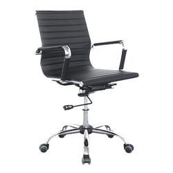 Бюрократ CH-883 (черный) - Стул офисный, компьютерныйКомпьютерные кресла<br>Механизм качания с возможностью фиксации кресла в рабочем положении. Регулировка высоты (газлифт). Хромированная крестовина. Подлокотники хром с чехлами. Ограничение по весу: 120 кг.