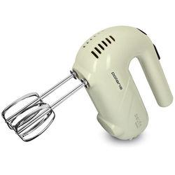 POLARIS PHM 3013 (слоновая кость) - МиксерМиксеры<br>Ручной миксер, мощность 300 Вт, крючки для замешивания теста, венчик для взбивания.