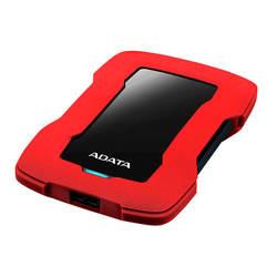 ADATA HD330 2TB (AHD330-2TU31-CRD) (красный) - Внешний жесткий дискВнешние жесткие диски и SSD<br>Жесткий диск ADATA HD330 2TB, внешний, 2.5quot;, USB 3.1, 2000 ГБ