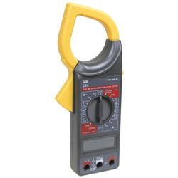 Токоизмерительные клещи IEK Expert 266F (TCM-1F-266) - Измерительный инструментИзмерительный инструмент<br>Токоизмерительные клещи позволяют измерять силу тока бесконтактным способом с высокой точностью, не прерывая подачу электроэнергии потребителям.