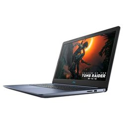 "Ноутбук DELL G3 17 3779 (Intel Core i5 8300H 2300 MHz/17.3""/1920x1080/8GB/1008GB HDD+SSD Cache/DVD нет/NVIDIA GeForce GTX 1050/Wi-Fi/Bluetooth/Linux)"