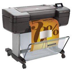 Принтер HP DesignJet Z6 24-in PostScript (T8W15A) - Принтер, МФУПринтеры и МФУ<br>Принтер HP DesignJet Z6 24-in PostScript (T8W15A) - принтер, A1, рулон 24 дюйм. (61 см), печать  термическая струйная цветная, 6-цветная, 2400x1200 dpi, Post Script, память: 4096 МБ, Ethernet RJ-45, печать фотографий, цветной ЖК-дисплей