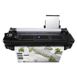 Принтер HP Designjet T520 914 мм (CQ893E) - Принтер, МФУПринтеры и МФУ<br>Принтер HP Designjet T520 914 мм (CQ893E) - принтер, A0, печать  термическая струйная цветная, 4-цветная, 1200x1200 dpi, память: 1024 МБ, Ethernet RJ-45, USB, Wi-Fi, печать фотографий, цветной ЖК-дисплей