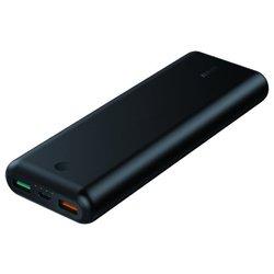 Аккумулятор Aukey PB-XD20 - Внешний аккумуляторУниверсальные внешние аккумуляторы<br>Аккумулятор Aukey PB-XD20 - 20100 мА?ч, USBx2, макс. ток 3 А, вес 363 г