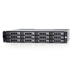 Dell MD1420 - Рэковое сетевое хранилищеРэковые сетевые хранилища<br>До 24 накопителей 2.5quot; с возможностью горячей замены, два блока питания по 600Вт.