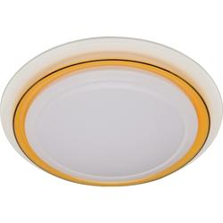 ЭРА Classic SPB-6-24-3К (бело-желтый) - ОсвещениеНастольные лампы и светильники<br>Светодиодный светильник, мощность 24Вт, степень защиты оболочки: IP20, материал корпуса: металл, материал рассеивателя: акрил.