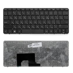 Клавиатура для HP Mini 1103, 110-3000, 110-3500, 110-3600 Series (KB-102403) (черный) - Клавиатура для ноутбука