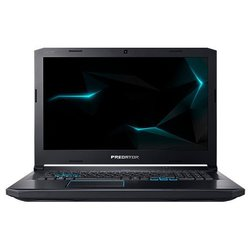 "Ноутбук Acer Predator Helios 500 (PH517-51-74ZA) (Intel Core i7 8750H 2200 MHz/17.3""/3840x2160/32GB/1512GB HDD+SSD/DVD нет/NVIDIA GeForce GTX 1070/Wi-Fi/Bluetooth/Windows 10 Home)"