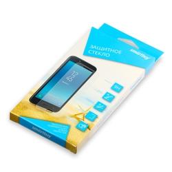 Защитное стекло для Samsung Galaxy J7 (2017) (Smartbuy SBTG-F0010) (прозрачный) - ЗащитаЗащитные стекла и пленки для мобильных телефонов<br>Защитит экран смартфона от царапин, пыли и механических повреждений.