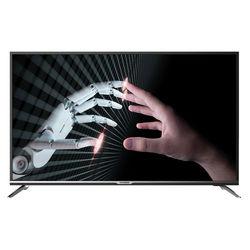 Hyundai H-LED40F502BS2S (черный) - ТелевизорТелевизоры и плазменные панели<br>Диагональ: 40quot;; яркость: 220кд/м2; разрешение: 1920x1080; HDTV FULL HD (1080p); тюнер DVB-T; DVB-T2; DVB-С; DVB-S2; тип USB: мультимедийный; VESA 300х300.