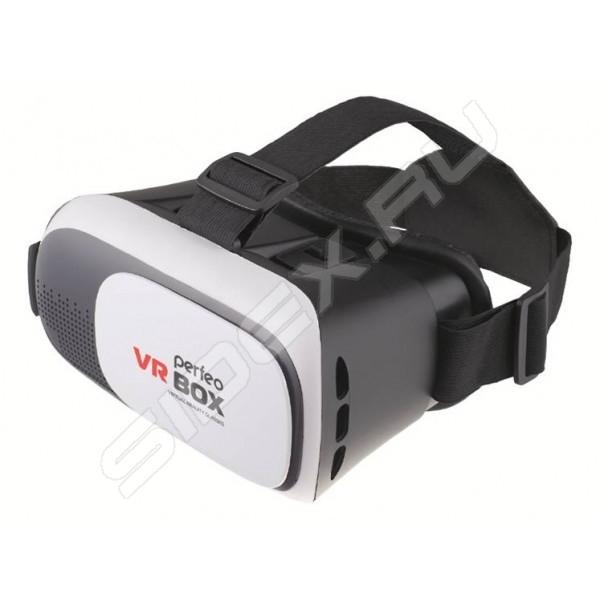 Очки виртуальной реальности + Пульт Perfeo VR Box VR 2.0+ (PF-VR BOX ... adeb3e5399bee