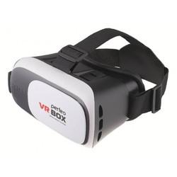 Очки виртуальной реальности Perfeo VR Box VR 2 (PF-VR BOX 2) - Видеоочки, шлемОчки виртуальной реальности<br>Очки виртуальной реальности для смартфонов с диагональю 4.5quot; - 6.0quot;. Диаметр линз 38 мм, регулировка фокусного расстояния и межлинзового расстояния, съёмная передняя панель