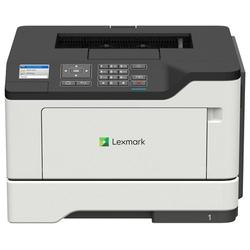Lexmark MS521dn - Принтер, МФУПринтеры и МФУ<br>Lexmark MS521dn - принтер, лазерный, монохромный, A4, 1200х1200dpi, 44стр/мин, сеть, дуплекс, 512MБ.